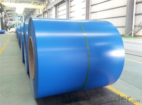 ASTM Prepainted Rolled Steel Coil for Outdoor Decking