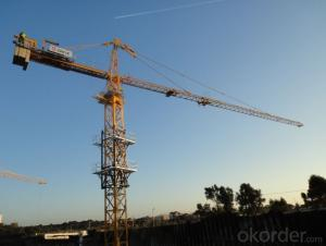 Tower Crane TC4808 Construction Equipment Sales Building Machinery Distributor