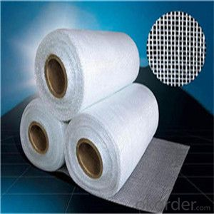 C-glass Resist Fiberglass Mesh for Construction