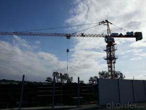 Tower Crane TC5610 Construction Equipment Sales Building Machinery