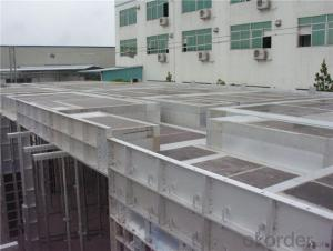 Aluminum Formwork with Galvanized Process