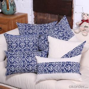 Comfortable Pillow Cushion with Latest Design for Sofa