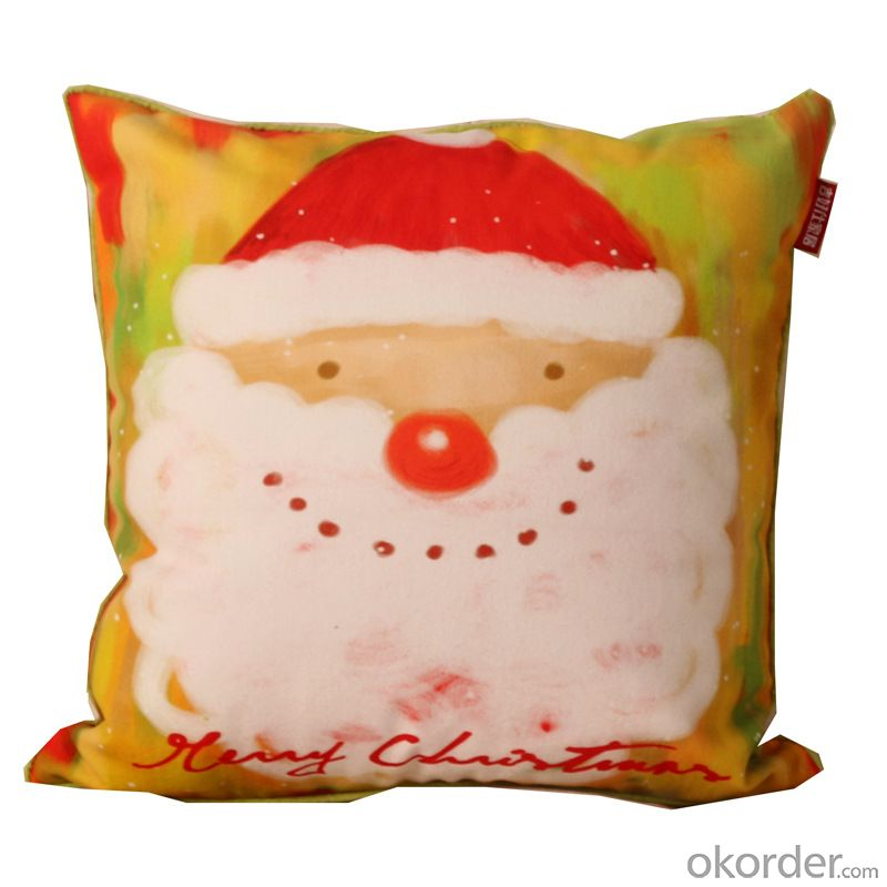 Fashion Pillow Cushion with Super Quality for Christmas Decorative