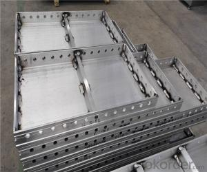 Aluminum Formwork for High Rise Building