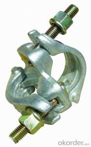 Aluminium Scaffold Clamp Britis German Forged Type