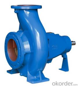 DIN Standard End Suction  Water Pump for Water Circulation