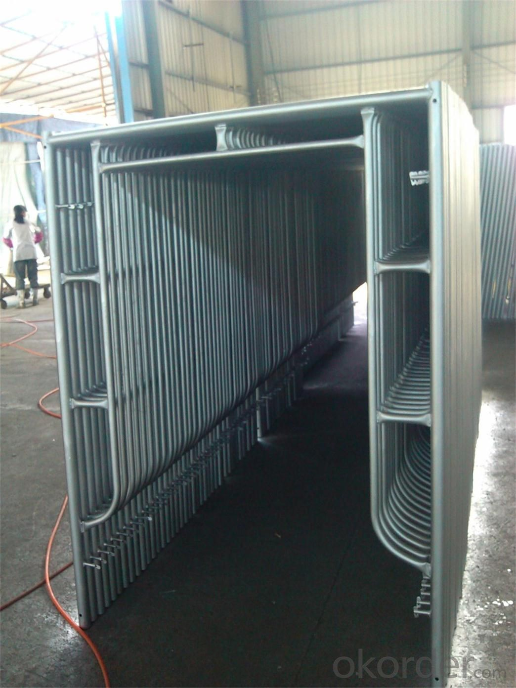 H Frame Scaffolding for Construction from China