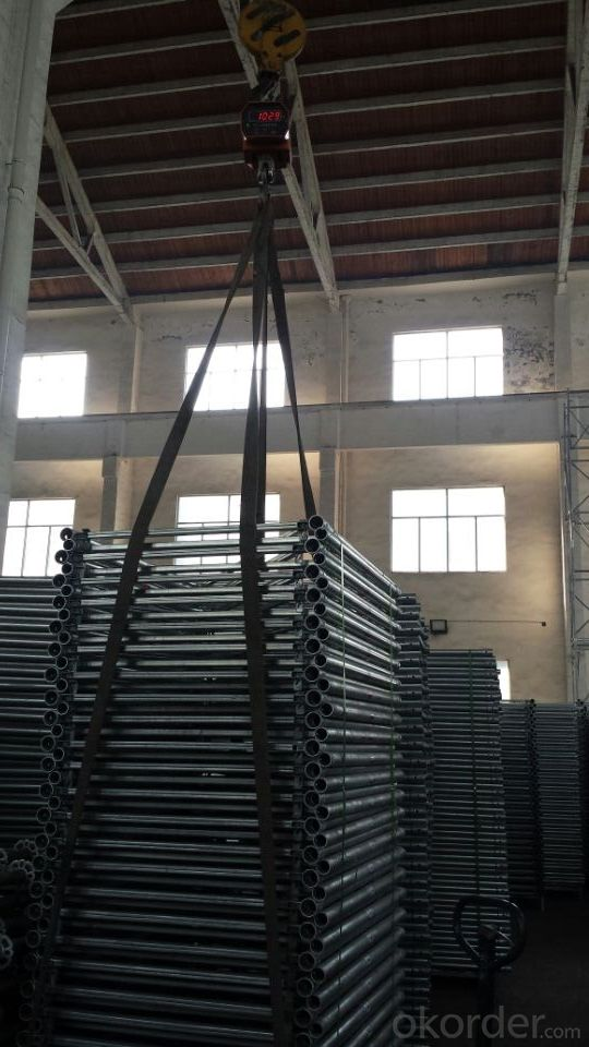Scaffolding System ID 15  with Hight Quality