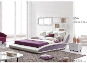 Bedroom Furniture Soft Bed with Nice Design