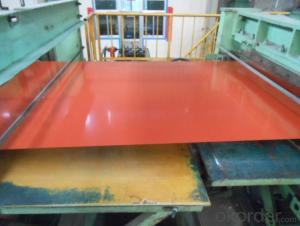 Pre-Painted Galvanized Steel Sheet/Coil Prime Quality Red Color
