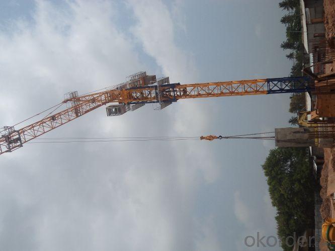 Tower Crane  Sales TC5610 Construction Equipment Wholesaler