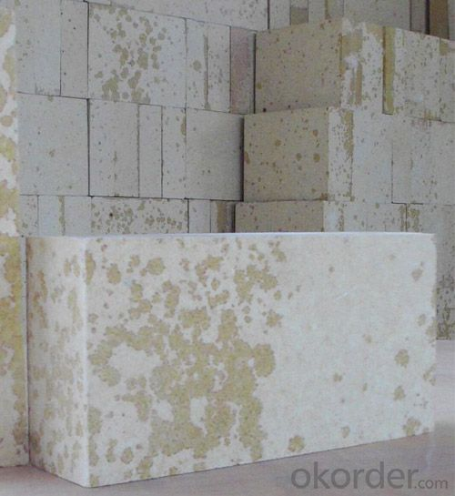Aluminum Silicate Bricks : Buy refractory silica brick for glass furnaces price size