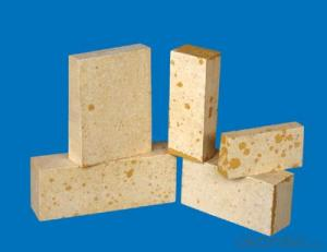 Refractory Silica Brick for Glass Furnaces