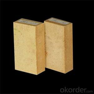 SK36 SK38 SK40 High Alumina Refractory Brick