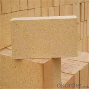 Fireclay Brick Corundum Brick of Refractory Brick for Steel Industry