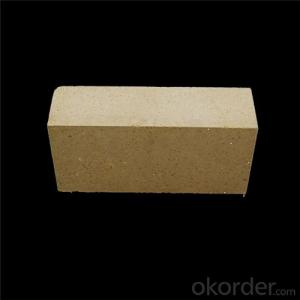 Fireclay Brick with Al2O3 42%  for Hot Blast Furnace