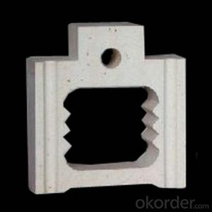 99% Al2O3 Corundum Brick Used in Linings of Ovens of Petrochemical