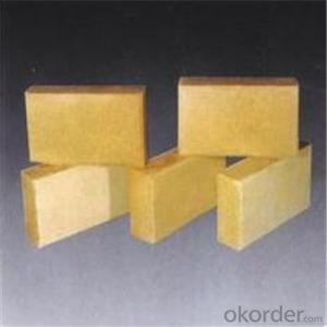 China Supplier Fire Resistant Brick Zircon Glass Kiln Refractory Brick
