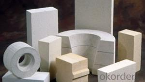 Refractory High Alumina Thermal Insulating Fire Brick