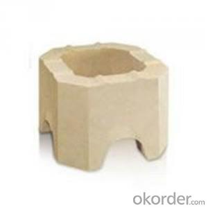 Zircon Corundum Brick , Refractory Brick
