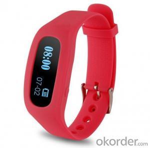 Bluetooth Smart Wristband 2015 Fashion Smart Watch,Smart Alarm