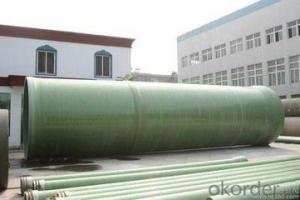 GRP FRP Pipes Sea Water Pipe Series DN 600