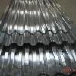 Hot dip galvanized steel sheet regular spangle