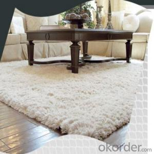 Modern Pattern Shaggy Rug for Living Room for Kid