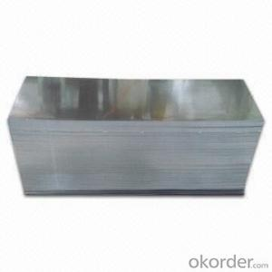 Hot Dipped Galvanized Steel sSheet  Regular Spangle
