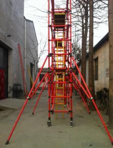 Q235 Steel Metal Climbing Frame CNBM