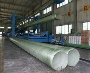 GRP FRP Pipes Sea Water Pipe Series DN 100
