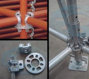 Steel Modular Frame System for good sale CNBM