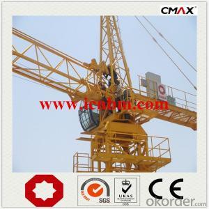 Tower Crane TC6016(QTZ100) Building Hoist