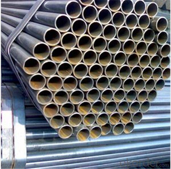Black Scaffolding Tube 48.6*3.0 Q235 Steel Standard EN39 for Sale CNBM