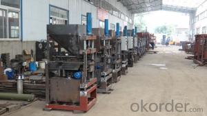 Automatic Interlock Brick Machine High Quality