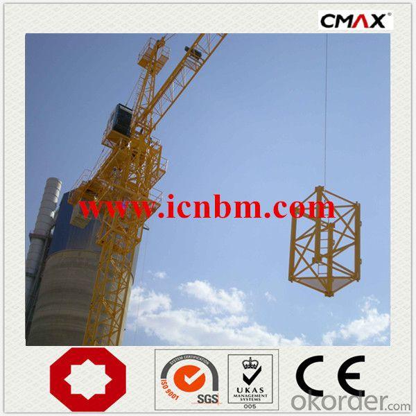 China Tower Crane Lifting Building Machines