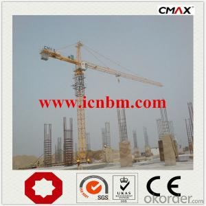 Topkit Tower Crane 12 Tons for Tall Building
