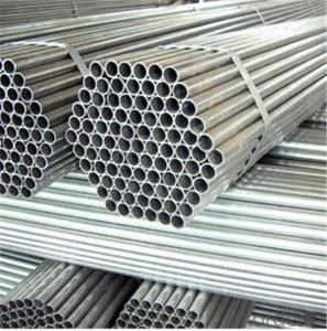 Galvanized Scaffolding Tube 48.3*2.5 Q235B Steel Standard EN39/BS1139 for Sale CNBM