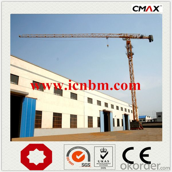 Topkit Tower Crane TC7021(QTZ250) with High Quality
