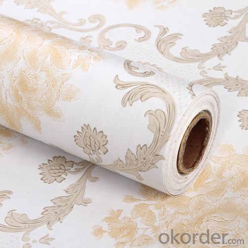 Self-adhesive Wallpaper New Hot Special Design Soundproof  for Interior Decoration