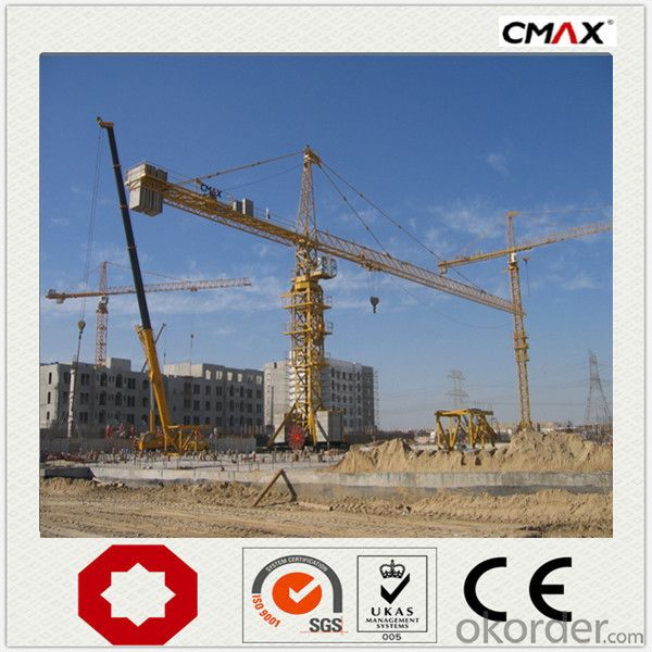 Tower Crane  Building Machinery Chinese Factory