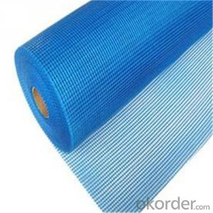 C-glass Fiberglass Fabric Mesh for Building and Wall