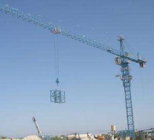 Chinese  Brand New Tower Crane Tower Crane TC5013B Pricesold on Okorder