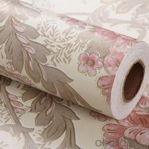 Self-adhesive Wallpaper 2015 New Removable Fashional Vinly  Wallpaper