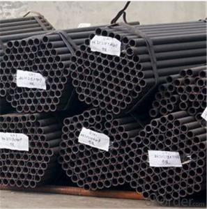 Black Scaffolding Tube 48.3*4.0 Q235 Steel Standard EN39/BS1139 for Sale CNBM
