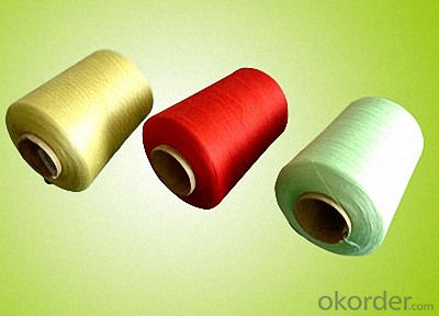 Polyester Nylon 6/66 Yarn Twisted DTY for sock or rope