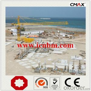 Tower Crane Building Machines with ISO Certificate