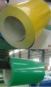 Prepainted galvanized steel coils Prepainted steel coil