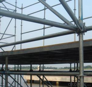 Q235 Steel 1219 H Frame Scaffolding for construction