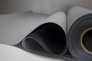 Reinforced PVC Waterproof Membrane 2mm Thickness